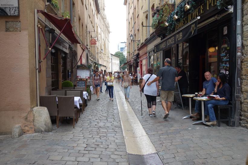 Gamla staden, Lyon.