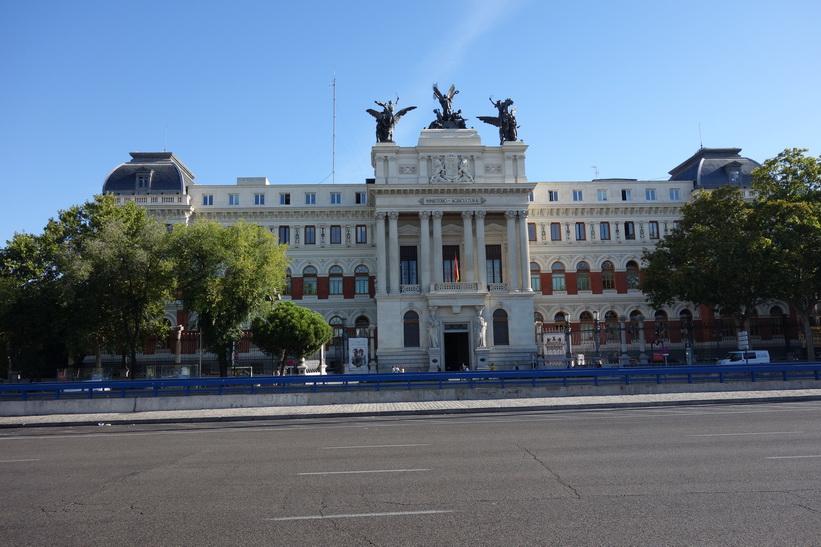 Ministerio de Agricultura y Pesca, Alimentación y Medio Ambiente, Madrid.