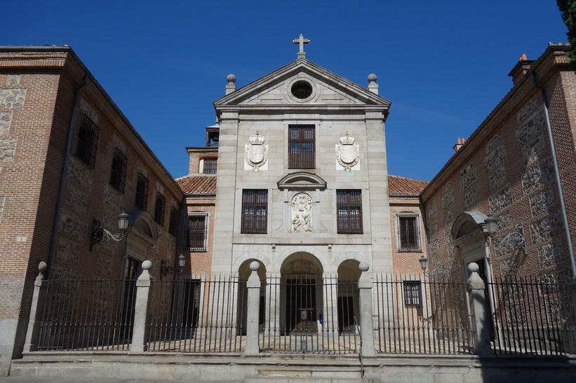Real Monasterio de la Encarnación, Madrid.
