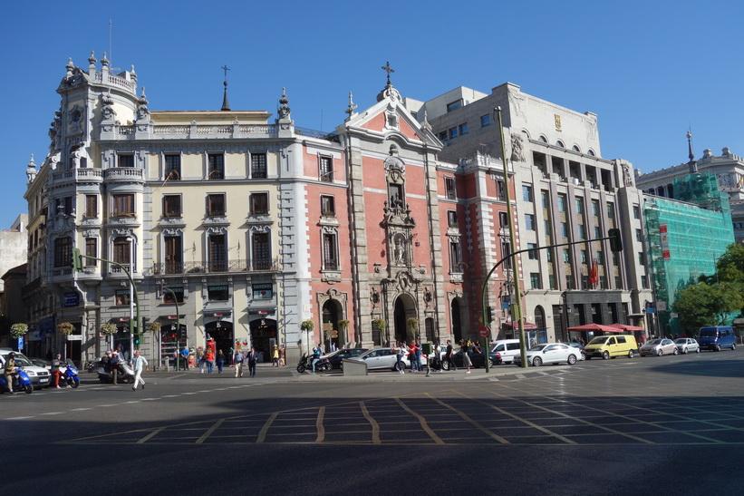 Iglesia de San José, Madrid.