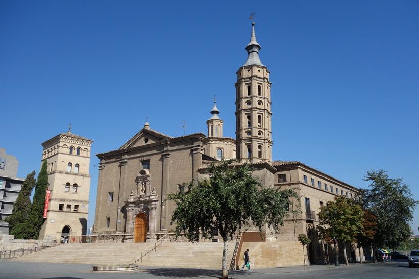 Iglesia de San Juan de los Panetes, Zaragoza.