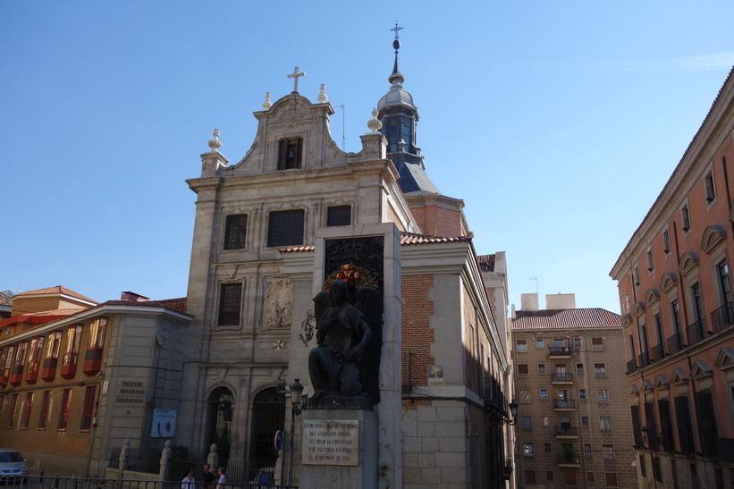 Iglesia Catedral de las Fuerzas Armadas de España, Madrid.