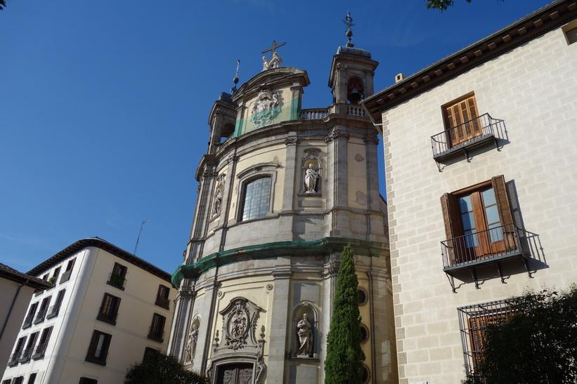 St. Michael's Basilica, Madrid.