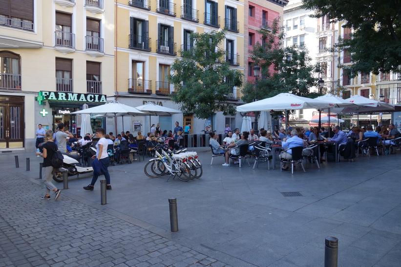 Plaza de San Miguel, Madrid.