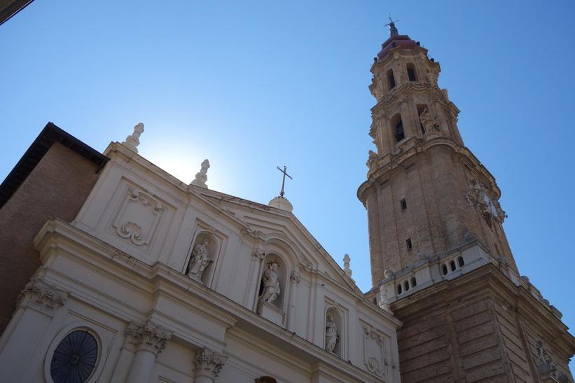 Catedral del Salvador de Zaragoza, Zaragoza.