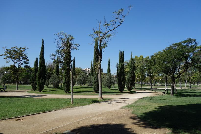 Parque del Tío Jorge, Zaragoza.