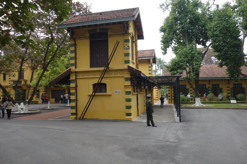 Ho Chi Minh's residence, Ho Chi Minh complex, Hanoi.