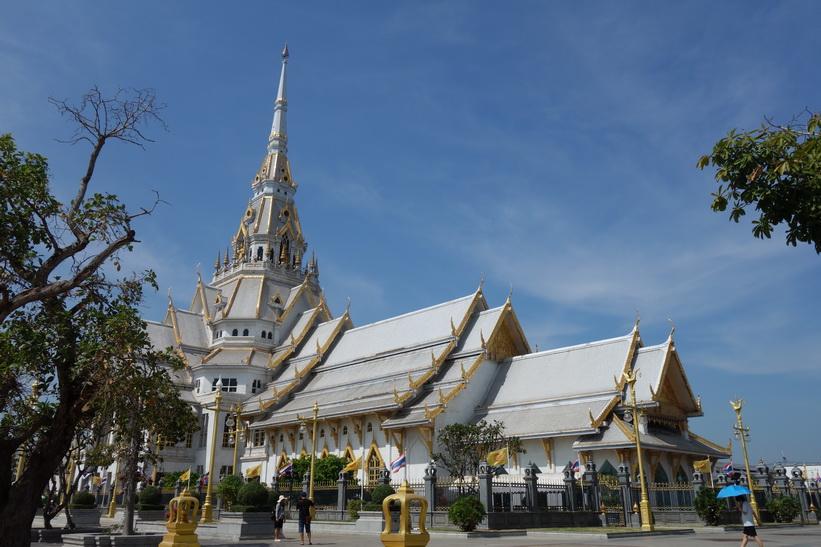 Wat Sothorn Wararam Worawiharn, Chachoengsao.