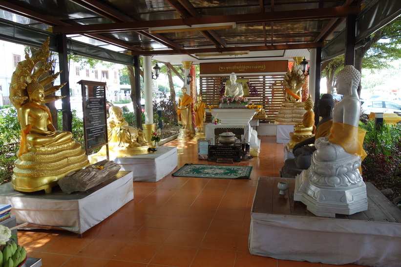 Wat Yannawa, Bangkok.