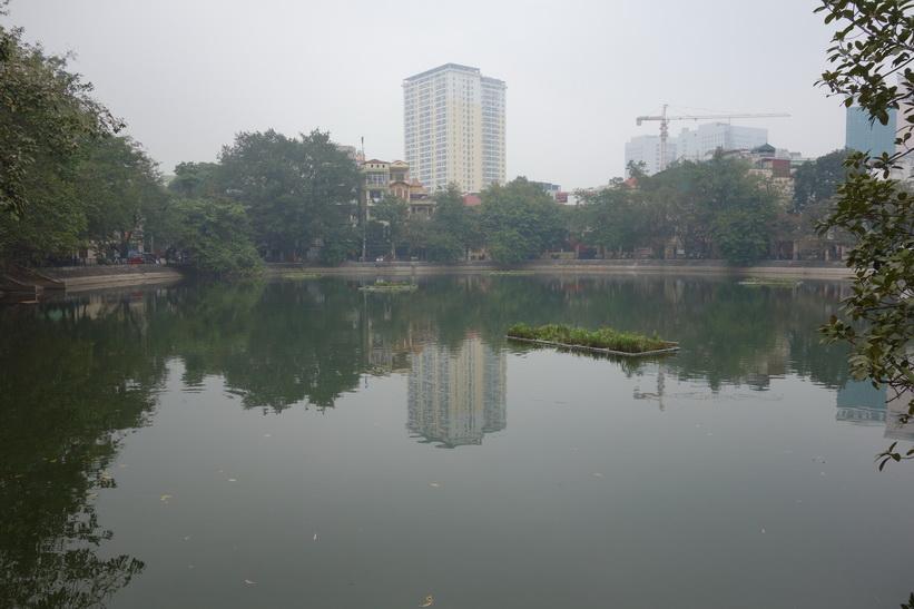 Hai Ba Trung-sjön, Hanoi.