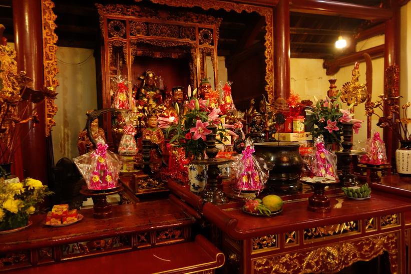 Ngoc Son Temple, Hanoi.