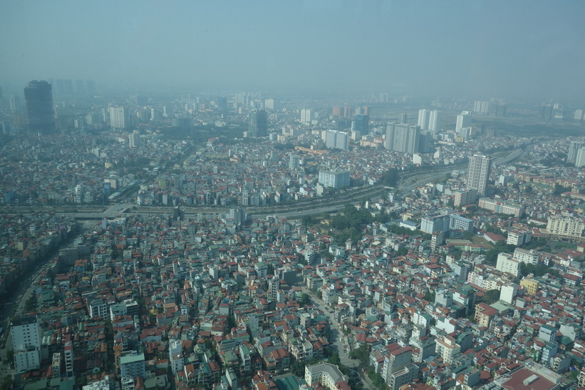 Lotte Center, Hanoi.