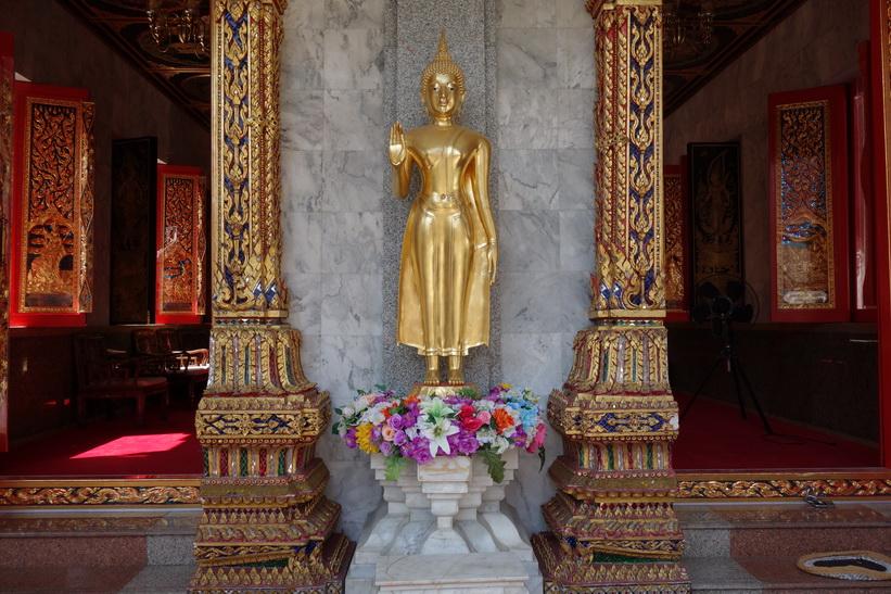 Wat Suthiwararam, Bangkok.