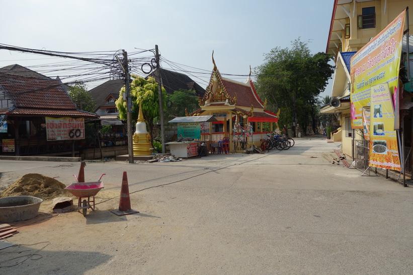 Cykelturen i Bang Kachao, Bangkok.