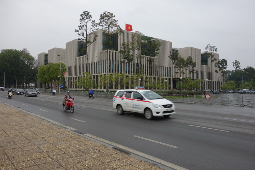 National Assembly of Vietnam, Hanoi.