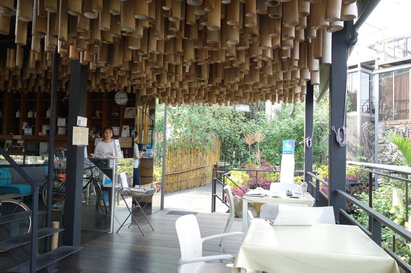 Bangkok Tree House, Bang Kachao, Bangkok.