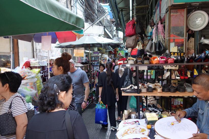 Chinatown, Bangkok.