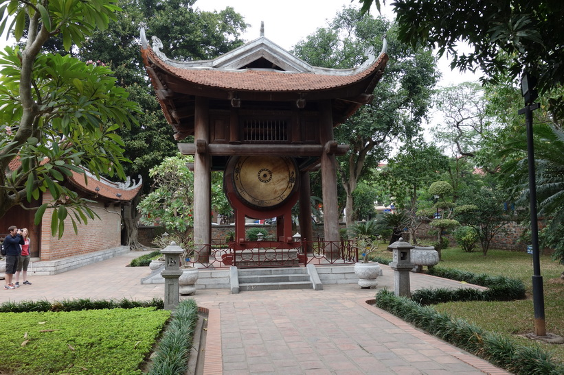 Temple of Literature, Hanoi.