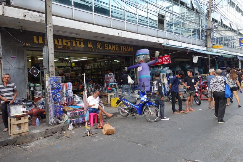 Gatsucen i Chinatown, Bangkok.