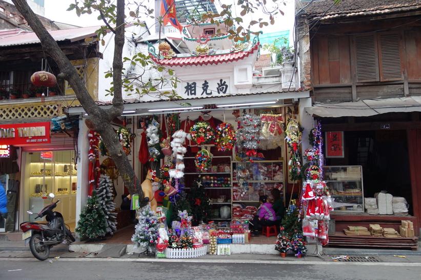 Gatuscen Old Quarter, Hanoi.