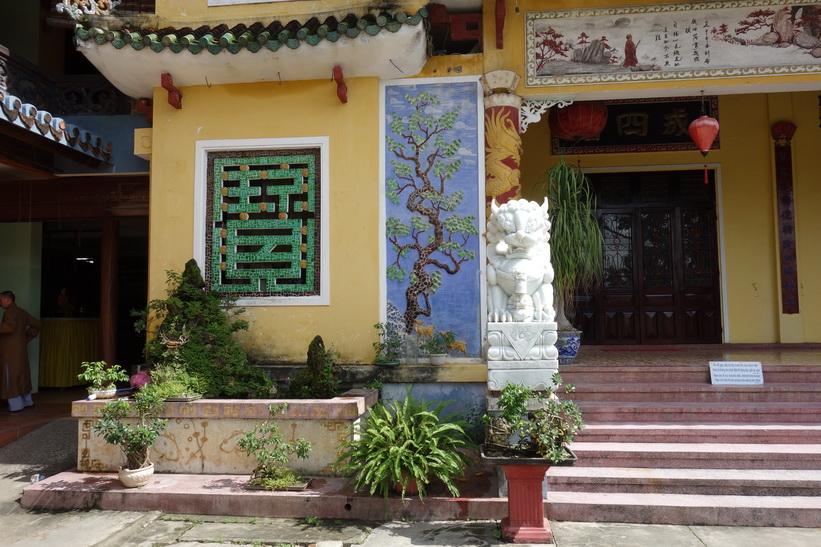 Chùa Pháp Bảo-templet, Hoi An.