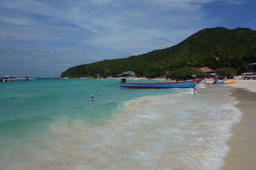 Tien Beach, Koh Larn.