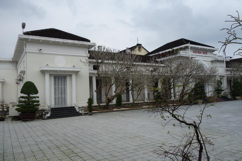 Universitetet i Hue.