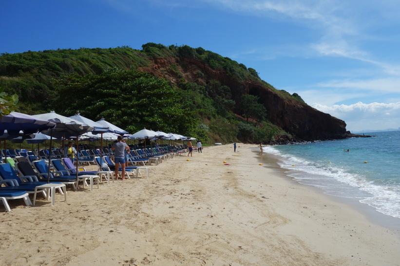 Nual Beach, Koh Larn.