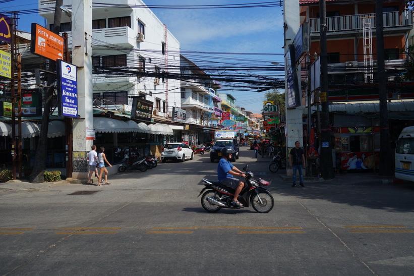 Gatuscen, Jomtien Beach, Pattaya.
